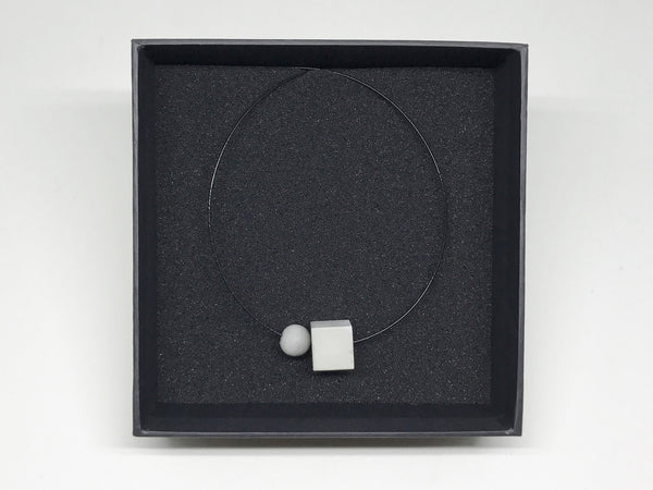 Concrete Necklace | Blocks Of Time | Special Edition