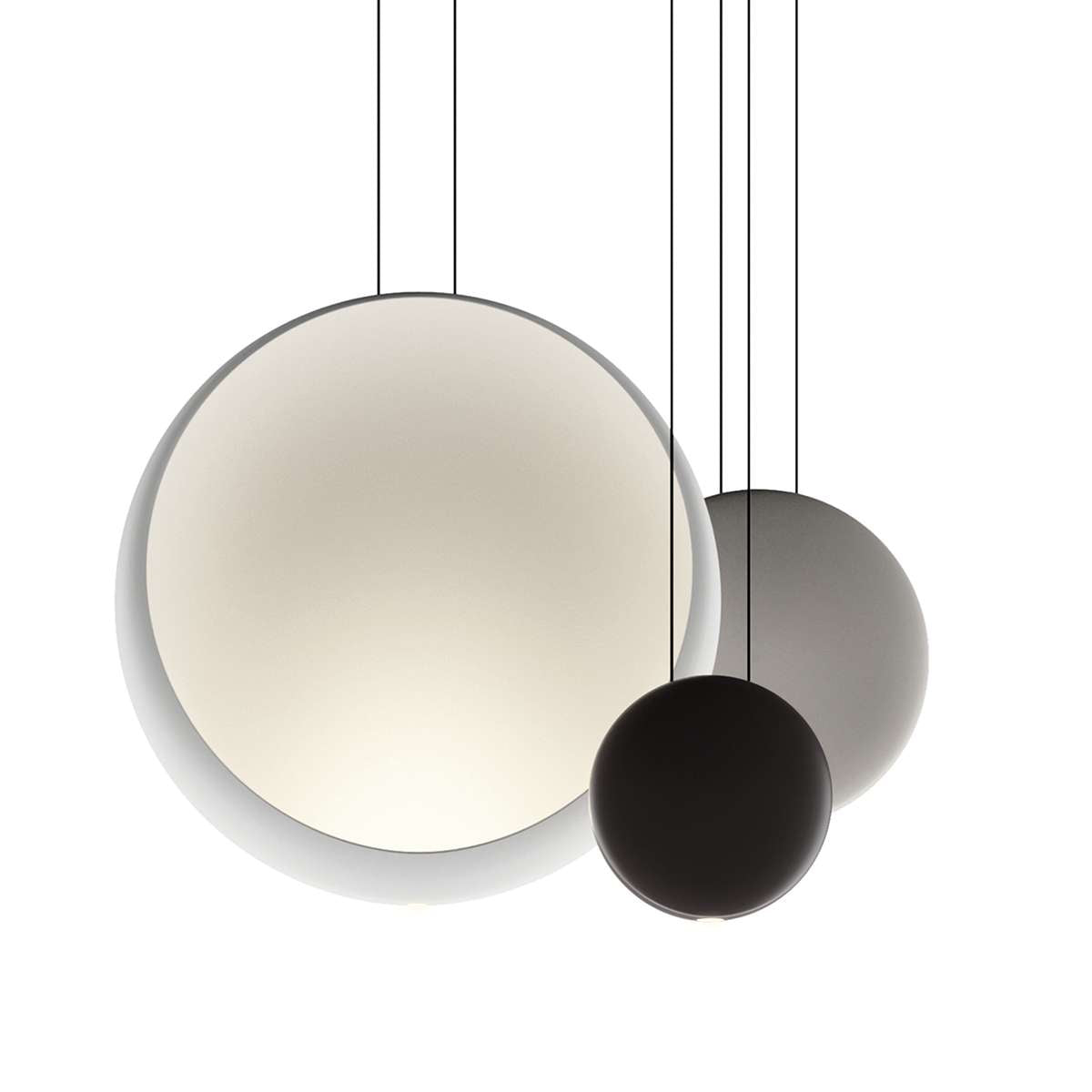 Cosmos Moon LED Pendant Light