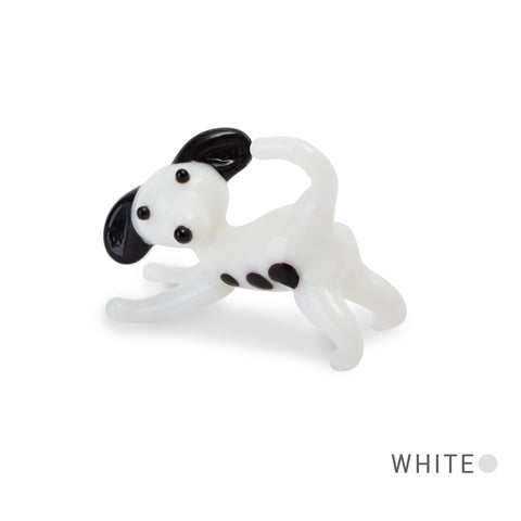 MIA the dalmatian (in Tynies Collector's Frame) Miniature glass figurines