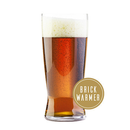 Brickwarmer Red Ale Extract Recipe Kit - 1 US Gallon