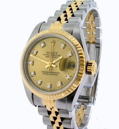 Rolex Oyster Lady - DateJust - Boutique Watch Shop