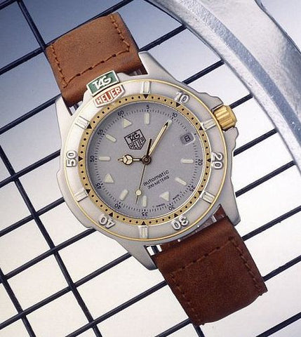 Tag Heuer 4000 series, mid size, automatic - Boutique Watch Shop