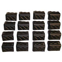 Plastic Corners for Speaker and Sub Woofer Cabinets - 16 Pack