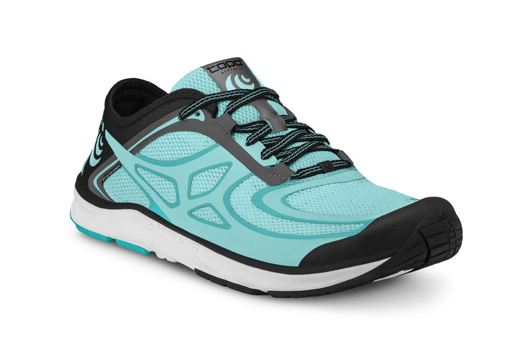 Womens Topo ST-2 Aqua Available at Confluence Running