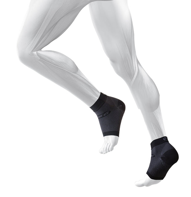 OS1st | PAIR Performance Foot Sleeve | Plantar Fasciitis/Achilles Tendonitis