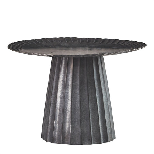 Galvanized Pedestal - Small