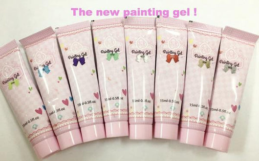 The Painting Gel~!