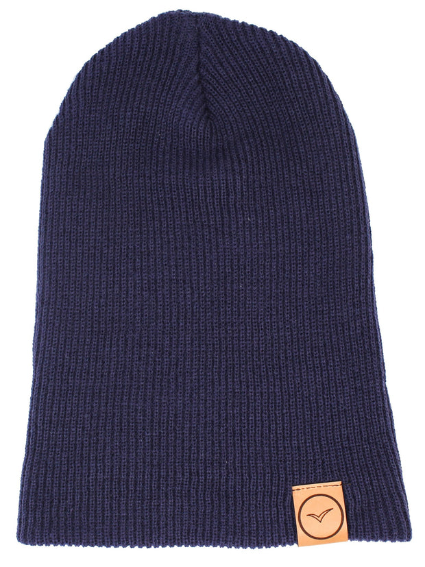 Unisex Brackish Waters Super Slouch Beanie