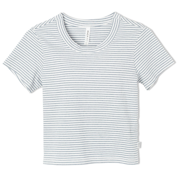 Women's RVCA Fade Out Baby Tee
