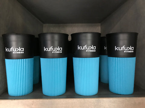 Kufuka Coffee on The Go - Available in Studio