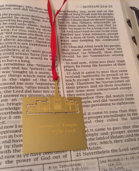 Bookmark Columbia SC Temple
