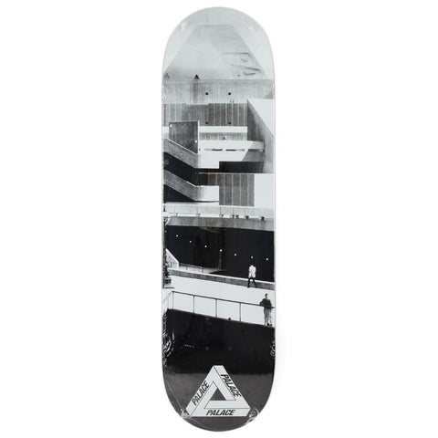 Palace Skateboards LLSB Southbank Skateboard Deck 8.25