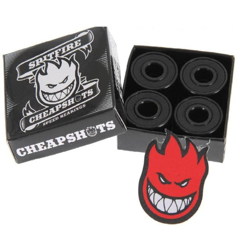 spitfire bearings spitfire cheapshouts cheapshot bearings