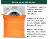 Horsewear washbag laundry bag