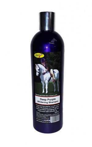 Deep Purple Whitening Shampoo