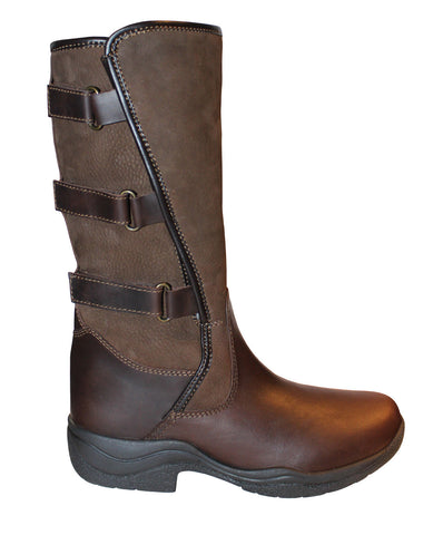 Mark Todd Short Adjustable Country Boots