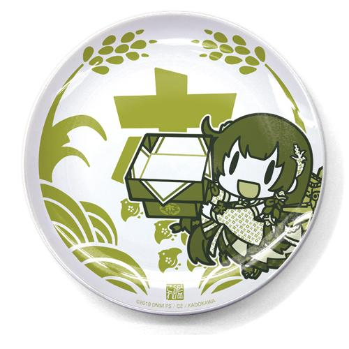 Kantai Collection KanColle Mizuho`s Correspondence COSPA Character Ceramic Plate
