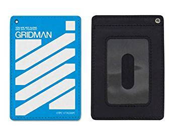 Gridman Logo COSPA Full Color Retractable Pass Case