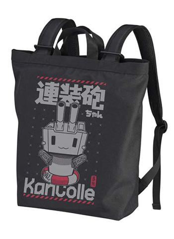 Kantai Collection KanColle Rensouhou - Character 2 Way Backpack Bag Cospa