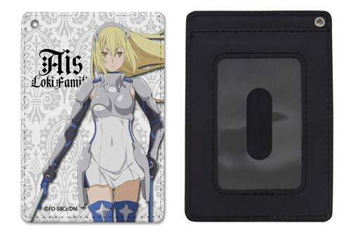 DanMachi, Is It Wrong To Pick Girls Dungeon Arrow of Orion Ais - COSPA Full Color Retractable Pass Case