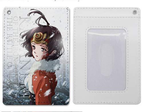 Kabaneri of the Iron Fortress Sea Gate Decisive Battle Mumei - COSPA Full Color Retractable Pass Case