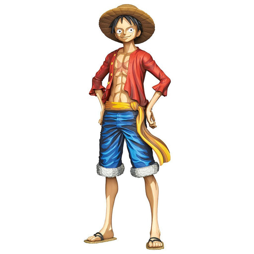 One Piece Grandista Manga Dimensions Monkey. D. Luffy - Character Prize Figure