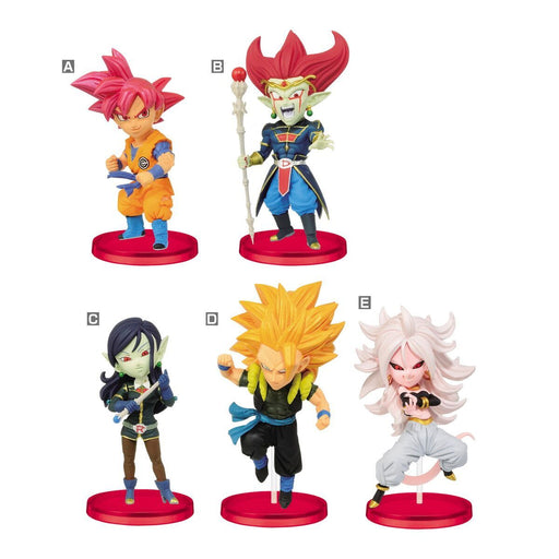 Super Dragon Ball Heroes World Collectible Figures Vol.6 WCF 2019 July
