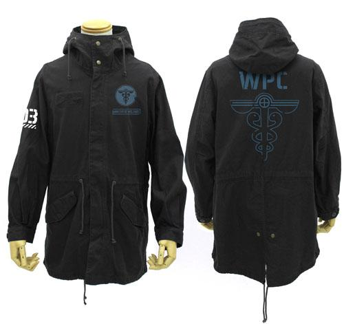 Psycho-Pass Sinners of the System Public Safety Bureau Image M-51 Jacket Black COSPA