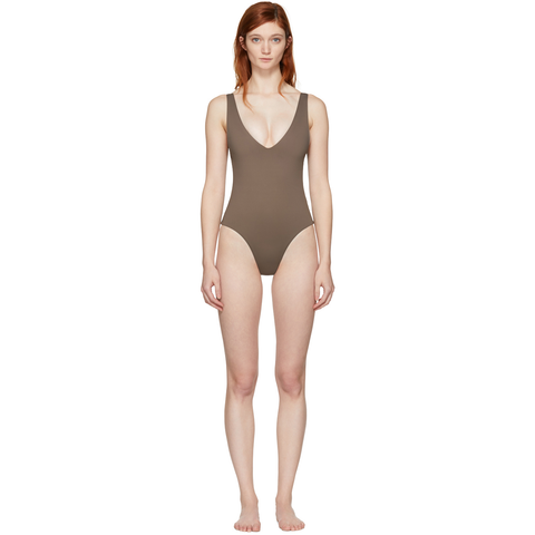 50+ UV protection swimsuit @ssense - Hominems