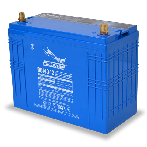 Fullriver DC140-12 Deep-Cycle AGM Battery