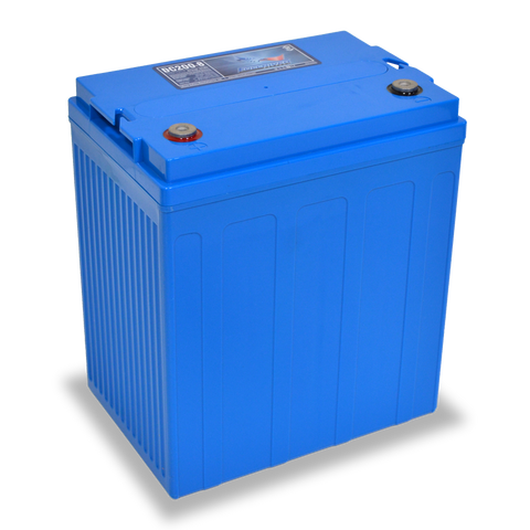 Fullriver DC200-8 Deep-Cycle AGM Battery
