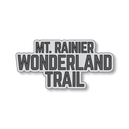 Wonderland Trail - Gray/Dark Gray - 5