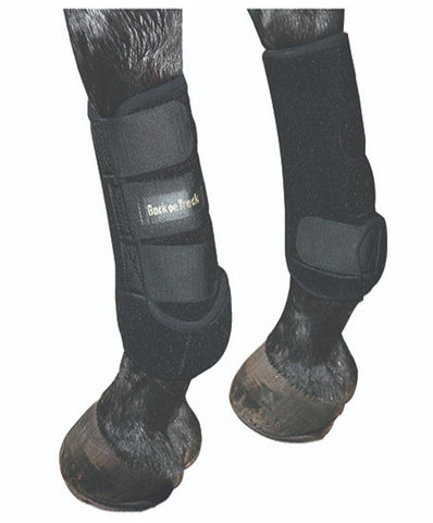 Back On Track Therapeutic Exercise Front Boots
