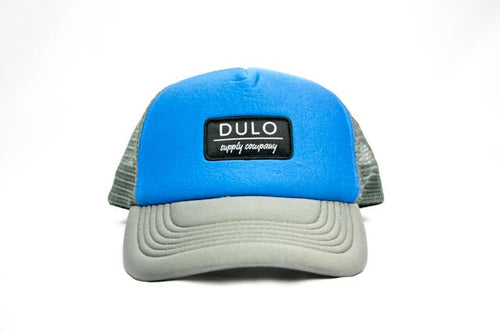 trucker hat, snapback hat, foam hat, hat, men's hat, womens hat, spring, summer, dulo supply co