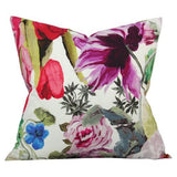 Orangerie Rose floral Custom Designer Pillow | Arianna Belle