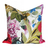 Orangerie Rose Custom Designer Cushion | Arianna Belle