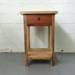 Cabin Side Table, Tall