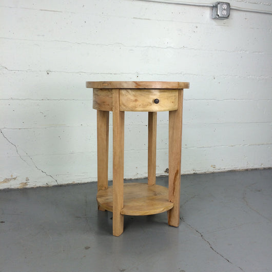 Solidarity Side Table, Tall