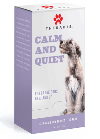 Therabis Calm and Quiet for Large Dogs 30 Pack