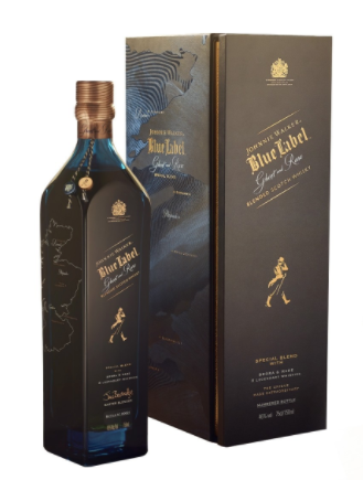 Johnnie Walker Blue Label Ghost and Rare