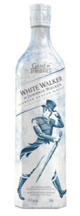 Johnnie Walker White Walker (Limited Game of Thrones Edition)
