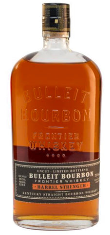 Bulleit Barrel Strength Kentucky Bourbon