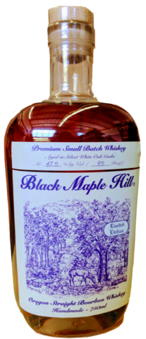 Black Maple Hill Oregon Bourbon