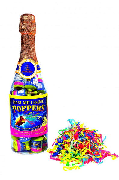 Artifices - bouteille de 20 poppers partyday