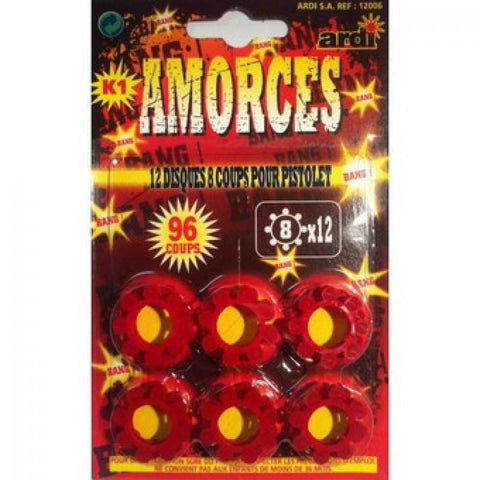 Artifice - Amroce 8 coup pistolet