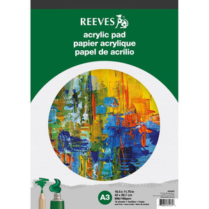 Reeves Acrylic Pad