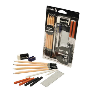 Reeves Start-to-Art Sketching Set