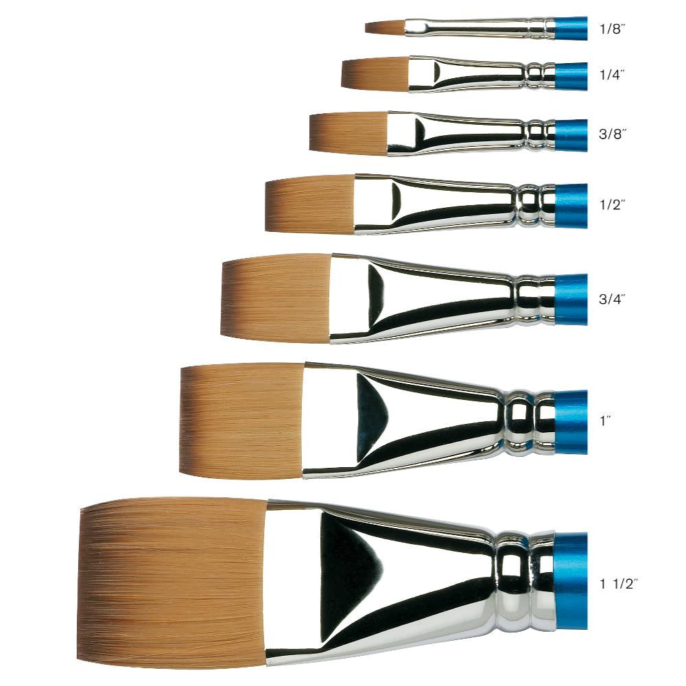 Winsor & Newton Cotman Water Colour Brush - Series 666 One Stroke
