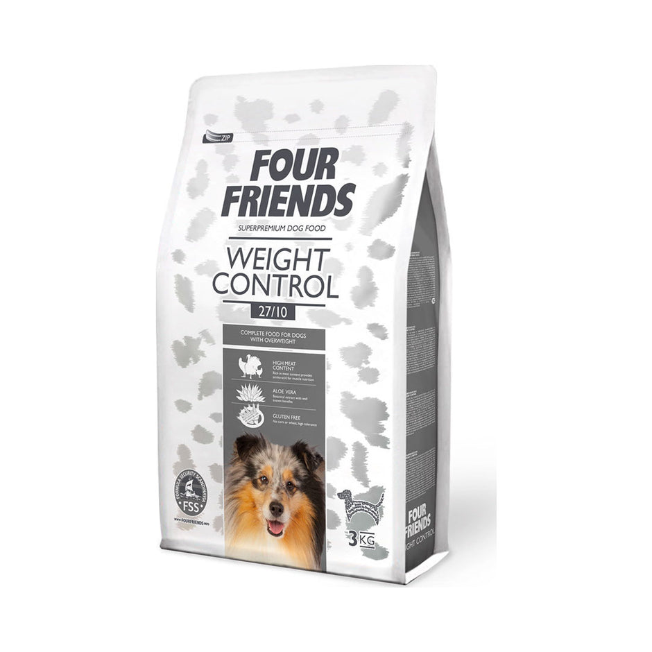 FourFriends Weight Control - 3 kg