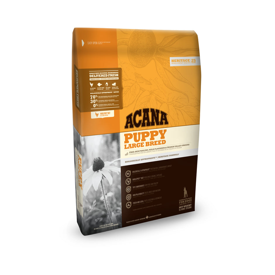 Acana Puppy Large Breed - 11.4 kg